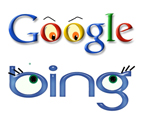 Does Bing copy Google search results?