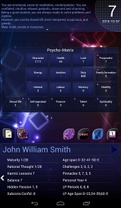 Psycho matrix for Android